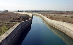 syria canal