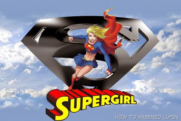 Super Girl Wallpaper-763690