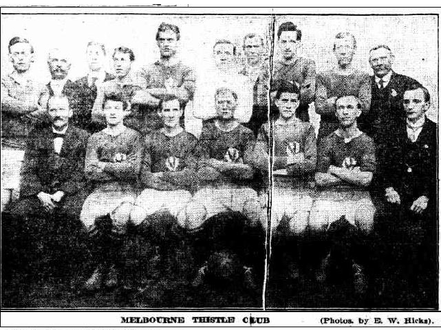 thistle 1914