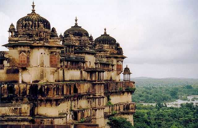 Orchha Palace (Source)