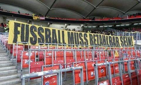 Kein Einlenken beim VfB  - Kein Zwanni ruft zur Demo im Vorfeld des Spiel Stuttgart gegen Dortmund auf!