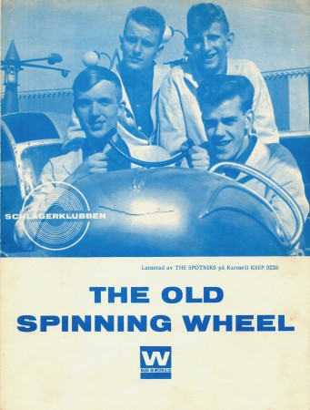 the old spinning wheel