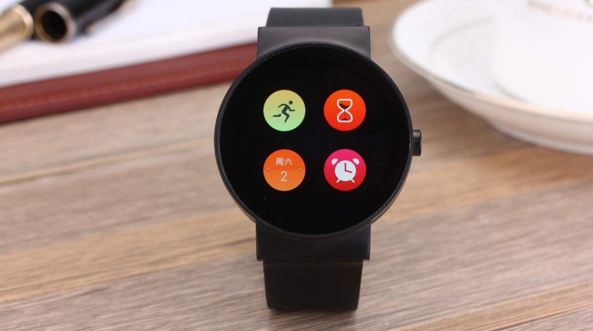 CoWatch is an Alexa powered smartwatch