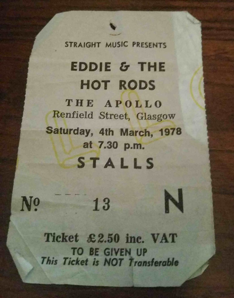 Hot ticket from the Apollo