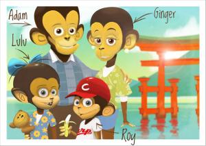 Bilingual Monkeys