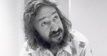 A Glimpse Into the Playful World of Seymour Papert