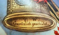 Süddeutsche Glasmanufaktur - Theodor Wieseler / Wieseler & Beeri / Wieseler & Mahler 12-4-15-2
