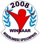 Nederlandse Spellenprijs 2008