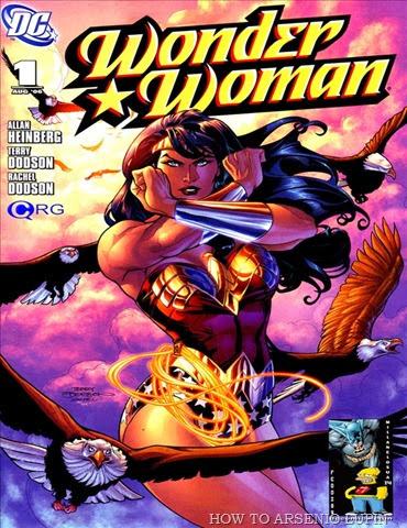 P00001 - Wonder Woman v3 #1