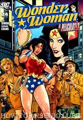 P00025 - Wonder Woman v3 #24