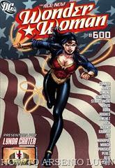P00046 - Wonder Woman v3 #600