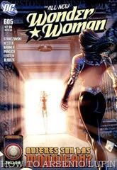 P00051 - Wonder Woman v3 #605