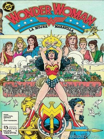 P00001 - Wonder Woman v2 #1