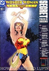 P00013 - WonderWoman Secret Files
