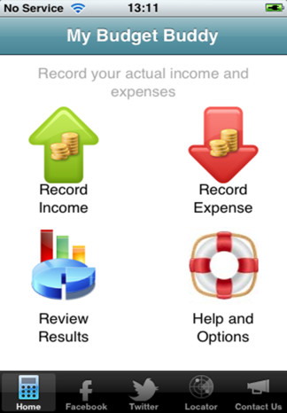 My Budget Buddy Credit Union Free App