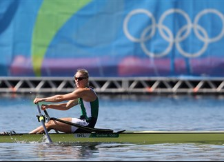 Puspure, Sanita - Rowing - Ireland - Women's Single Sculls - Women's Single Sculls Final D - Lagoa Stadium