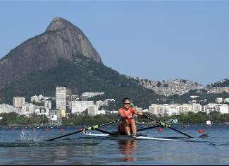 Valle Granados, Camila - Rowing - Peru - Women's Single Sculls - LAG - Lagoa Stadium