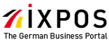 Logo iXPOS - The German Business Portal