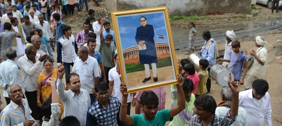 A for Ambedkar: As Gujarat's freedom march nears tryst, an assertive Dalit culture spreads