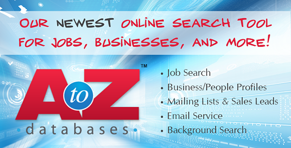 #AtoZ Databases