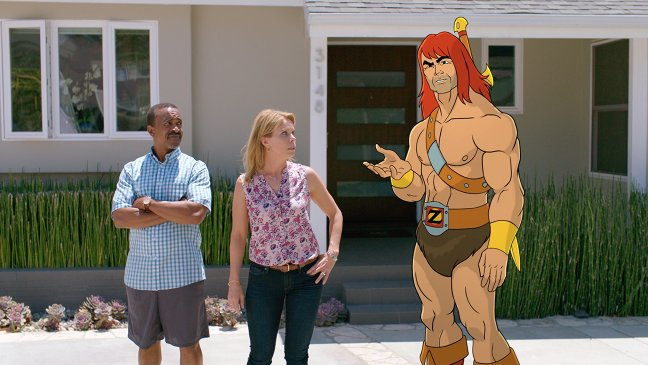 'Son of Zorn': TV Review