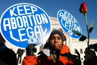 The Hyde Amendment turns 40 this month, so here's a reminder of WTF it is and why it matters