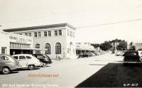 Street Scene, Sonora, Texas 1940s