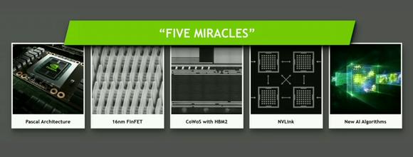 nvidia five miracles