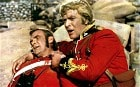 Zulu (1964). Directed by Cy Endfield and starring Stanley Baker, Jack Hawkins and Michael Caine.
