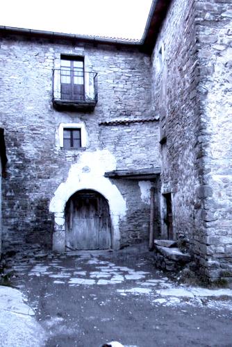 Iguacel. Huesca.