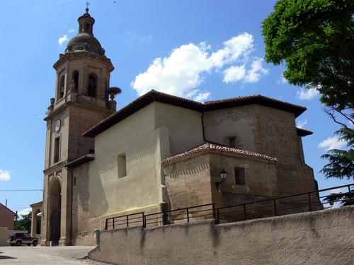 TORMANTOS -(Valle del Tirón). Iglesia de San Esteban (sXVI).