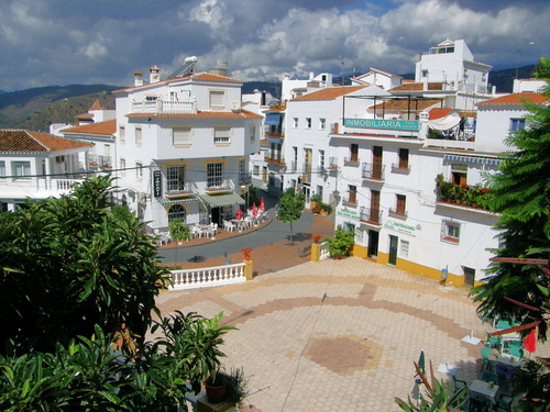 "Spain - Andalucia - Salayonga - ""White Village"" - 2007"