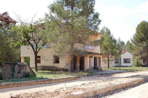 Via Verde-Estacion Arnes-Lledo