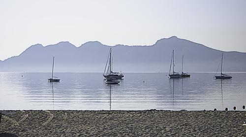 Amanecer Mediterraneo