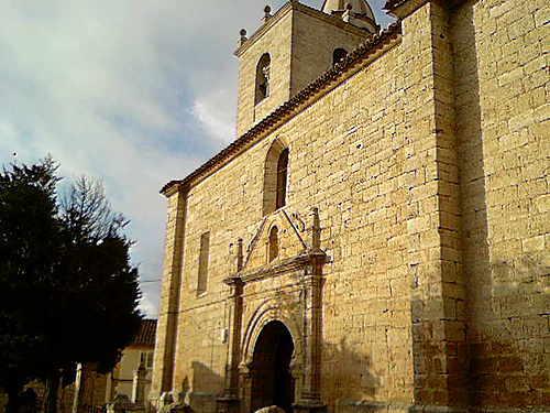 Atrio de la Iglesia San Juan Bautista