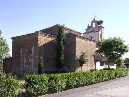 Villarrabé,   Iglesia