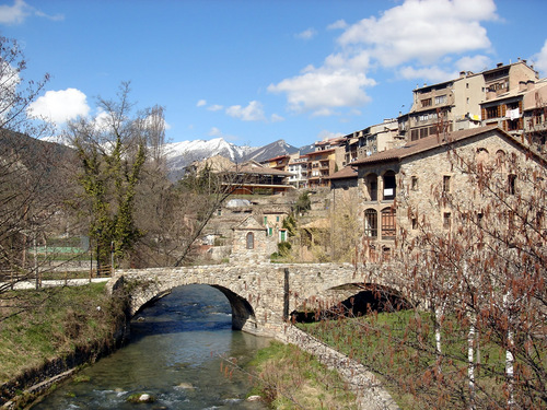 Vista de Bagà (www.GuiaManresa.com)