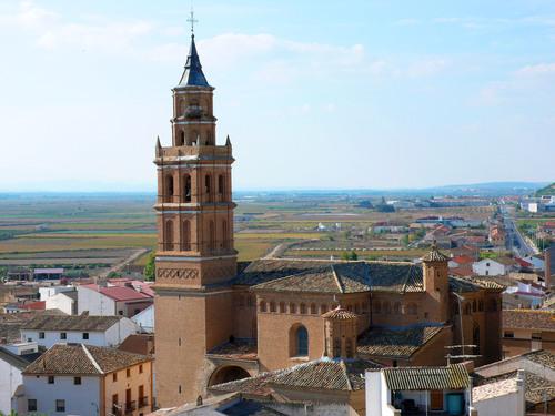 Arguedas: Iglesia de San Esteban