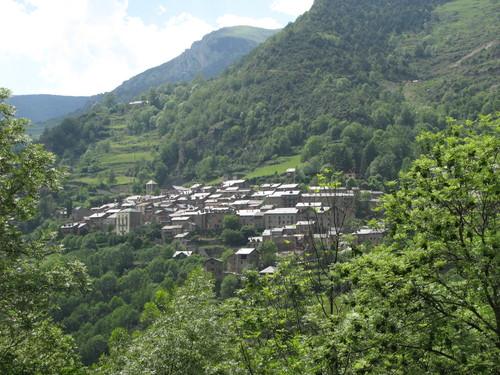 Queralbs desde Fustanya
