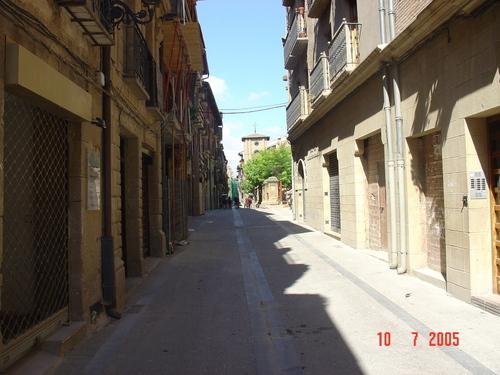 Calle del Camino, Viana
