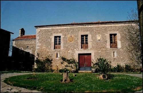 Palacio de Gobiendes, Colunga.