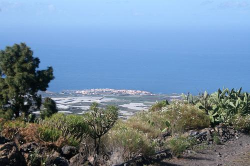 Blick nach San Juan 28.03.2007