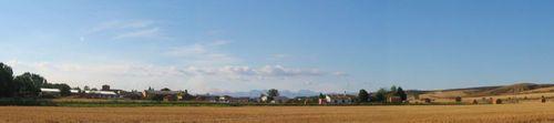 Panoramic View of Villasila