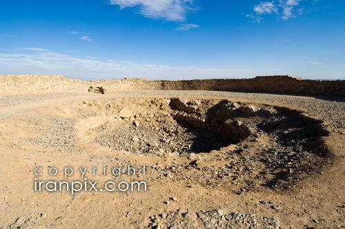 Towers of Silence (Dakhme), Yazd, Iran