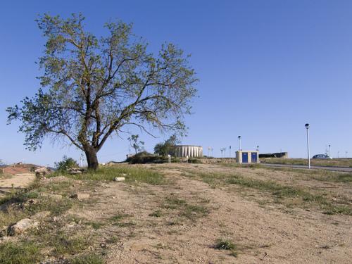 Water tank, by Julio M. Merino