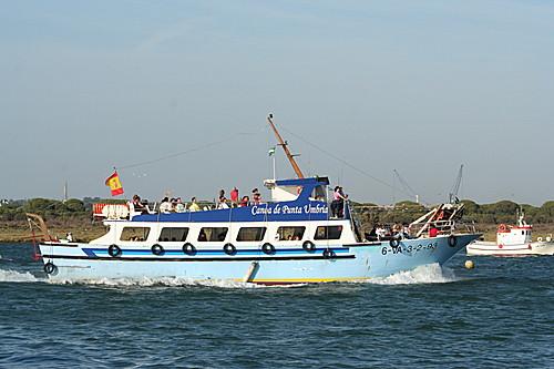 Canoa de Punta Umbría