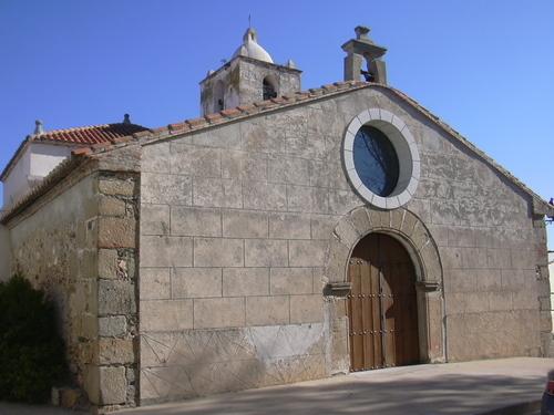 Iglesia de Aldehuela