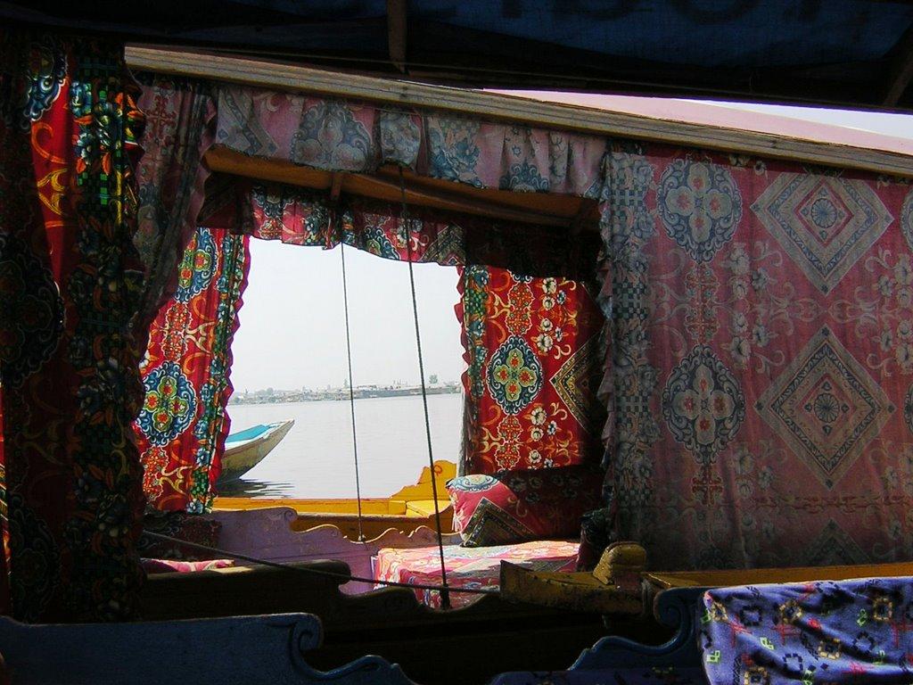 Srinagar - lago Dal