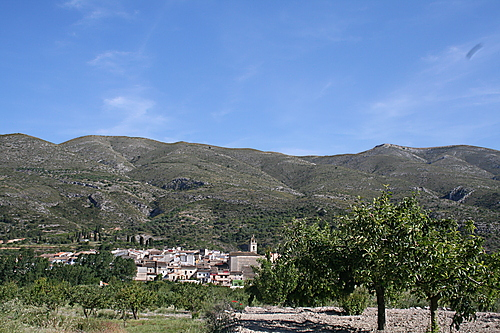 Vall de Ebo - Vista de Cerca