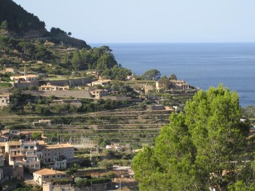 from Banyalbufar to Port des Canonge